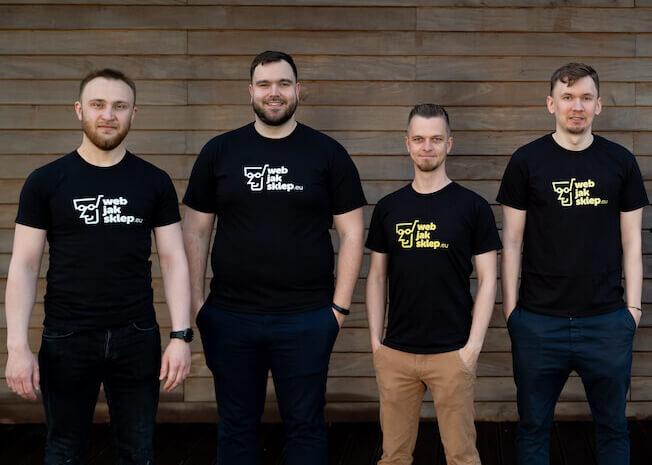 Zespół webjaksklep.eu